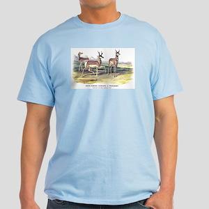 Audubon Pronghorn Antelope Light T-Shirt