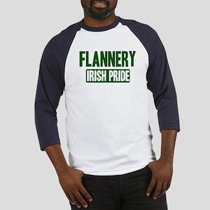 Flannery irish pride Baseball Jersey