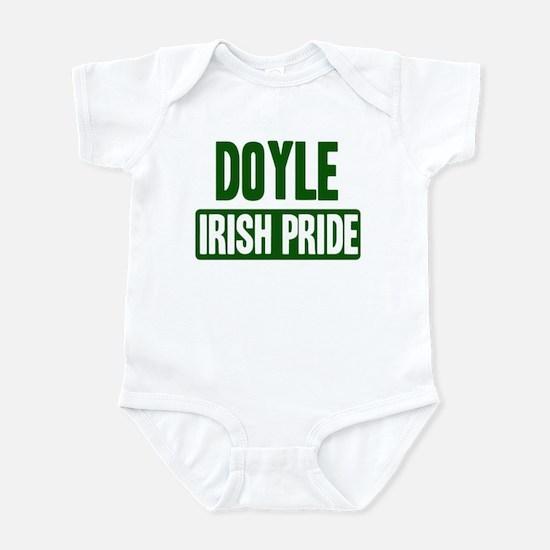 Doyle irish pride Infant Bodysuit