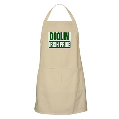 Doolin irish pride BBQ Apron