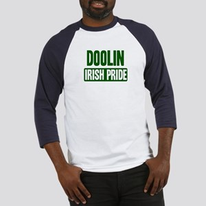 Doolin irish pride Baseball Jersey