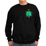 Animal Planet Rescue Sweatshirt (dark)