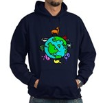 Animal Planet Rescue Hoodie (dark)