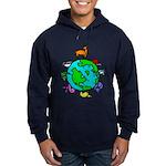 Animal Planet Rescue Hoodie (dark)
