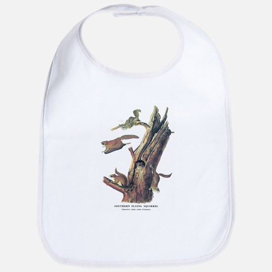 Audubon Flying Squirrel Bib