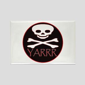 YARRR Rectangle Magnet