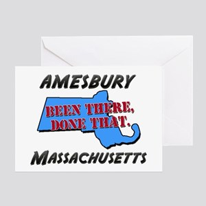 amesbury massachusetts - been there, done that Gre