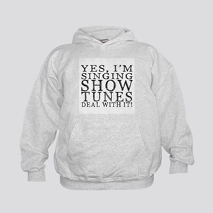 Singing Showtunes Sweatshirt