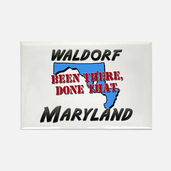 waldorf maryland - been there, done that Rectangle