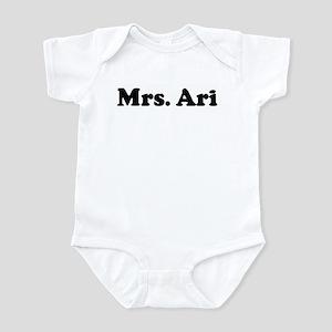 Mrs. Ari Infant Bodysuit