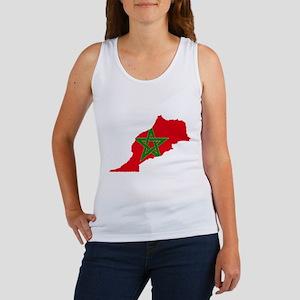 Vintage Maroc Women's Tank Top