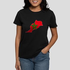 Vintage Maroc Women's Dark T-Shirt