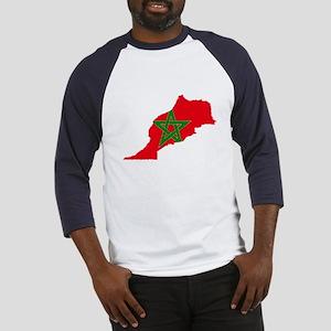 Vintage Maroc Baseball Jersey