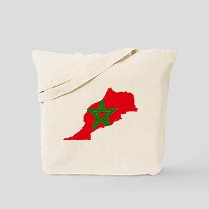 Vintage Maroc Tote Bag