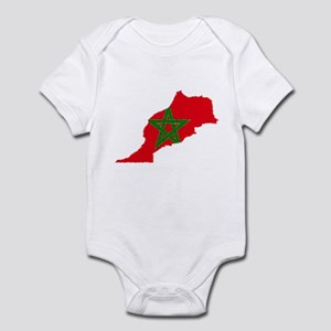 Vintage Maroc Infant Bodysuit