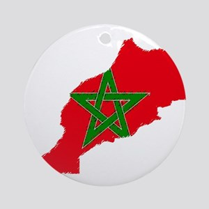 Vintage Maroc Ornament (Round)