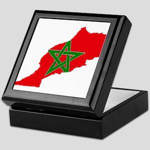 Vintage Maroc Keepsake Box