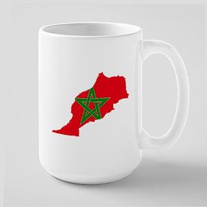 Vintage Maroc Large Mug