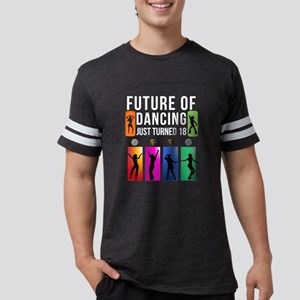18 Year Old Future Of Dancing T-Shirt