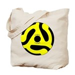 Vinyl Lives Tote Bag