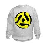 Vinyl Lives Kids Sweatshirt