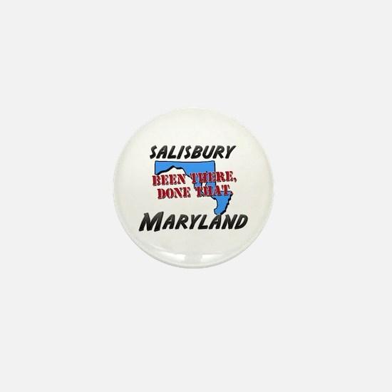 salisbury maryland - been there, done that Mini Bu