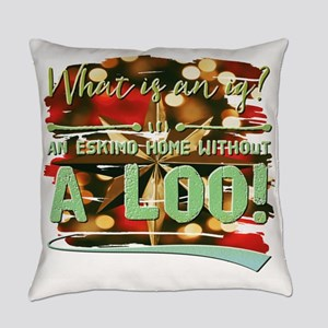 What is an ig? An Eskimo home with Everyday Pillow
