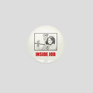JFK: Inside Job Mini Button