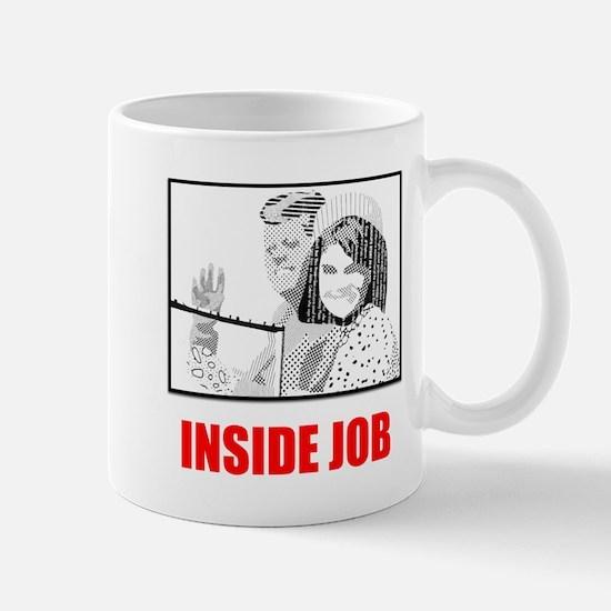 JFK: Inside Job Mug