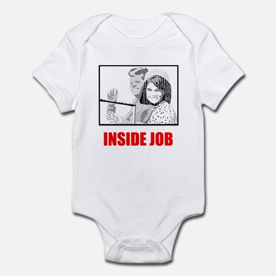 JFK: Inside Job Infant Bodysuit