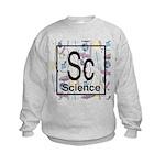 Science Retro Kids Sweatshirt