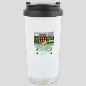 May The Road Rise... Stainless Steel Travel Mug