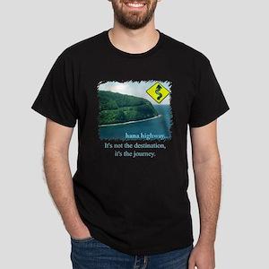 Hana Highway Black T-Shirt