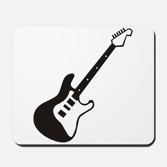 GUITAR (8) Mousepad