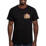 Canada Souvenir Men's Fitted T-Shirt (dark)
