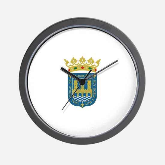 Unique Espana Wall Clock