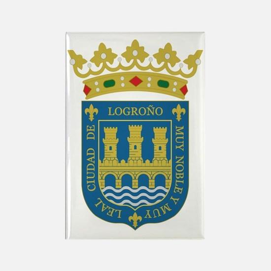 Logroño - LA RIOJA Magnets