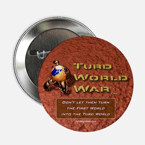 """Turd World War 2.25"""" Button"""