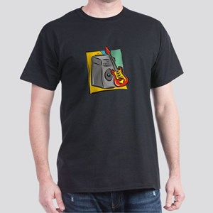 GUITAR (9) Dark T-Shirt