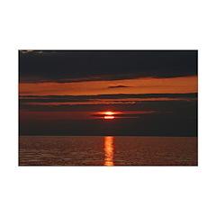 Serene Sunset Posters