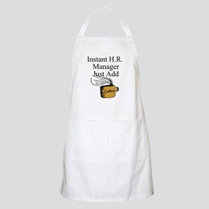 HR Manager BBQ Apron