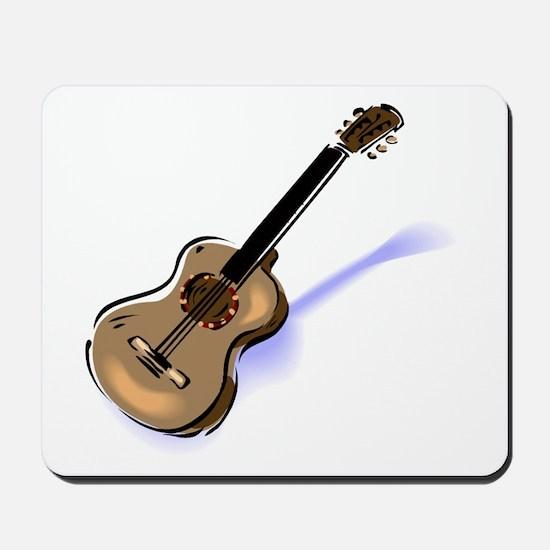 GUITAR (13) Mousepad