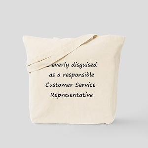 Customer Service Rep Tote Bag