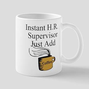 HR Supervisor Mug