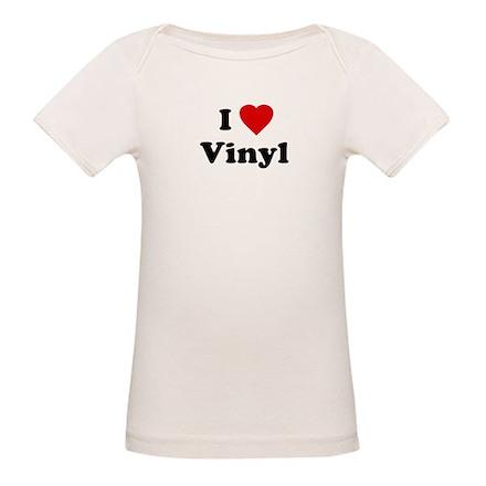 I Love Vinyl Tee
