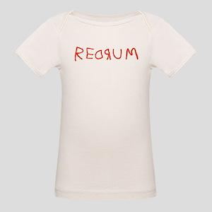 Redrum Organic Baby T-Shirt