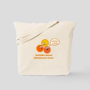 MRSA Tote Bag