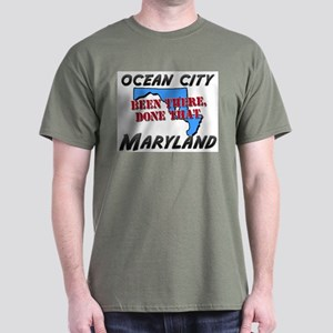 ocean city maryland - been there, done that Dark T