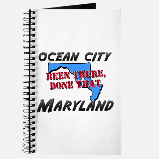 ocean city maryland - been there, done that Journa