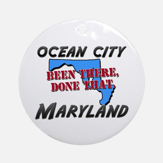 ocean city maryland - been there, done that Orname